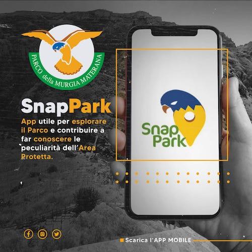 Locandina SnapPark