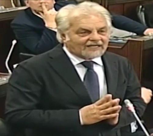 dott. Rocco Luigi LEONE Assessore Sanità Regione Basilicata