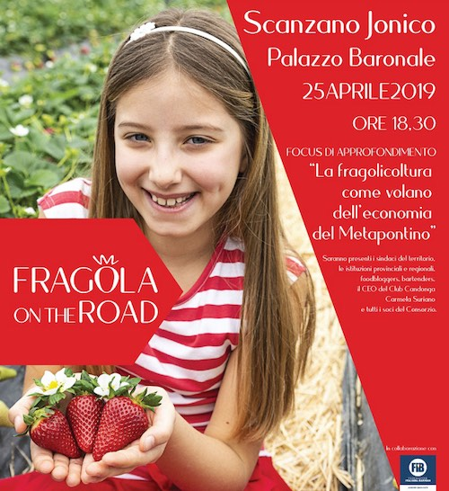 0a32538c0ec7 Policorotv.it - Fragola on the Road
